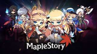 Maplesea power leveling service