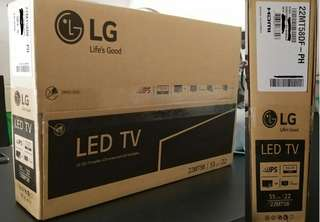 全新 有保養 LG 22吋 LED TV 22MT58