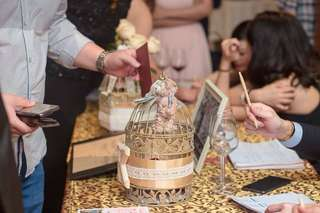 Rustic Bird Cage Wedding Prop Rental