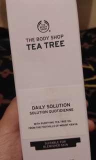 Tea tree oil Body shop