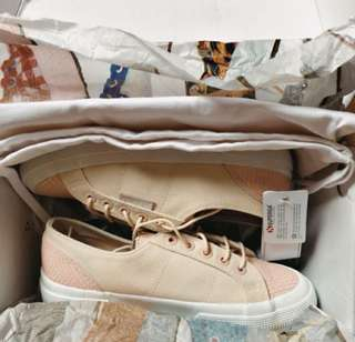 Superga Cotleasnakeu Sneakers