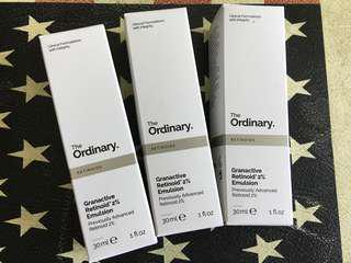 The Ordinary Granactive Retinoid 2% Emulsion Previously Advanced Retinoid 2%