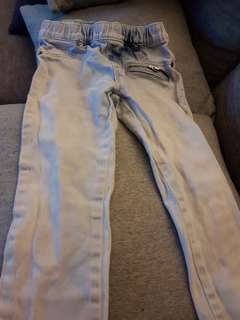 Size 5 - Girls Seed jeans and jumper