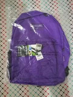 IMPORTED EASTWEST BACKPACK PURPLE