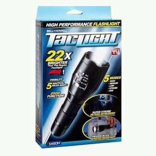 Taclight Bright Flashlight