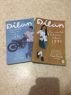 Novel dilan 1990 & 1991