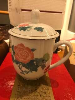 全新花茶杯 Large tea cup
