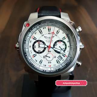 Aviator chronograpah original super ganteng