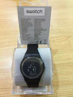 Swatch Kidrobot Edition