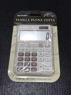 Sharp EL-M334-WH Calculator