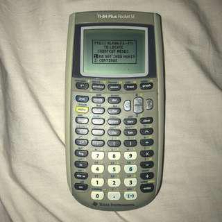 Graphic Calculator TI-84 Plus Pocket SE