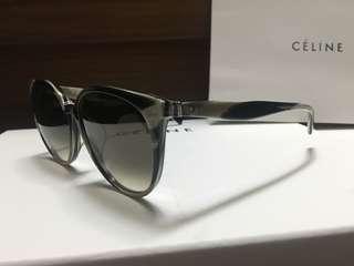 Celine sunglasses 眼鏡 太陽 grey white Black havana