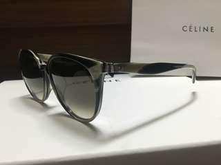 Celine sunglasses 眼鏡 太陽 grey white Black havana