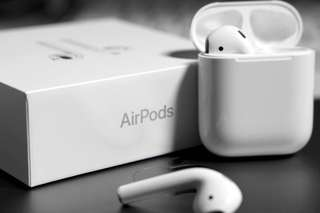 Looking for Authentic Air Pods