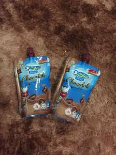 susu chocolate origina