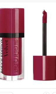 Bourjois Rouge Edition Velvet Lipstick #08 Grand Cru Bourjois