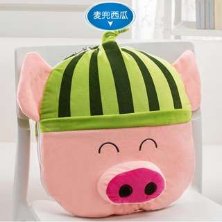 [PO] Mcdull 2 in 1 cushion blanket