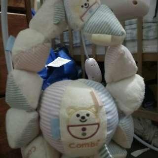 Baby toys combi