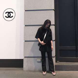 -5kg落地黑褲