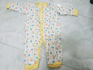 Brand new baby club rompers 18 months