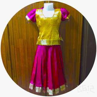 Kids Pavadai blouse