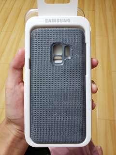 SAMSUNG GALAXY S9 原廠網狀織布背蓋