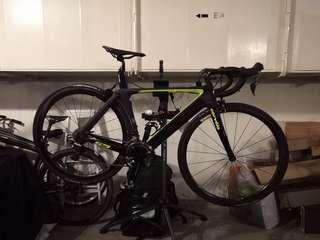 Cervelo S5 Dura Ace 9100 Road Bicycle 48cm 2018 ENVE Ses 3.4