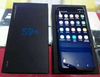 Samsung galaxy s9 plus 128gb bule 99.%
