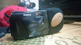 Konica Jump Film Camera 135mm