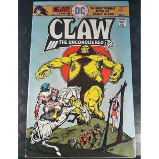 Claw the Unconquered #4