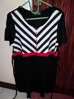 Preloved drees hamil