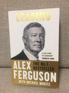 Leading by Alex Ferguson No. Bestseller