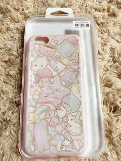 iPhone6 Case Little Twins Stars (Kiki& Lala)