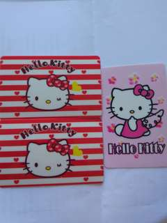 Hello Kitty Ezlink Stickers Decorations