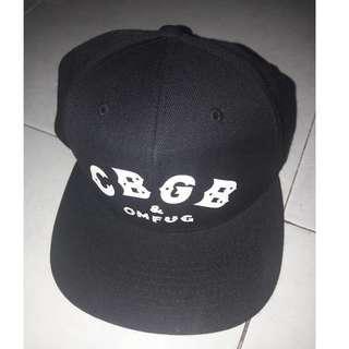 Snapback CBGB (Official Merchandise).