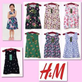 H&M Kids Dress PK20