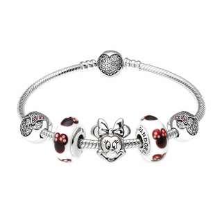 Pandora手鏈迪士尼系列🏰                   潘多拉潘朵拉首飾禮物925銀 有齊包裝