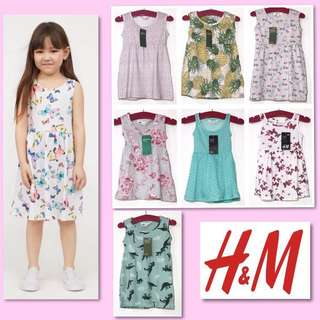 H&M Kids Dress PK19