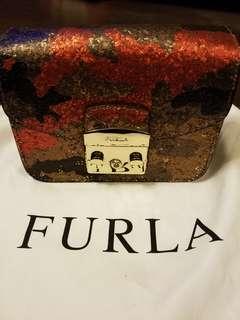 🆕 Furla 特別版迷彩手袋
