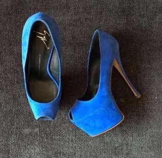 Reduced! Giuseppe Zanotti Platform Heels