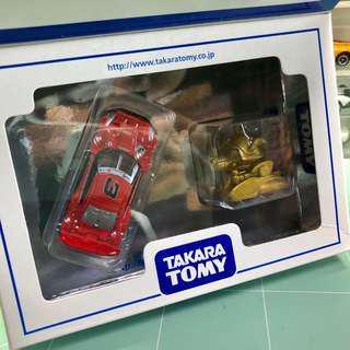 Tomica 2009株主優待限定 GTR Racing & ChoroQ小雙俠