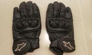 Alpinestar Gloves sz: XL