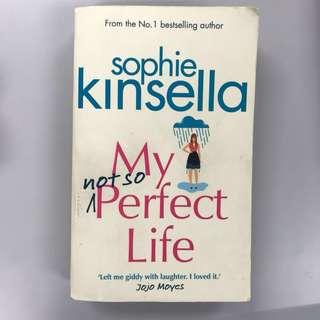 [英文小說] My Not So Perfect Life by Sophie Kinsella