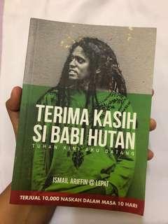 TERIMA KASIH SI BABI HUTAN by Lepat