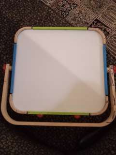 Hape whiteboard/ blackboard