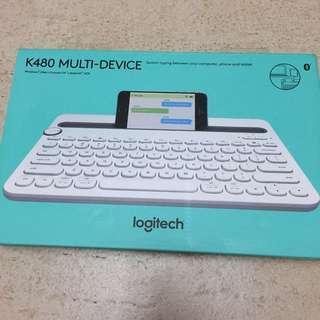 Wireless Keyboard k480