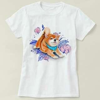 柴犬  T-Shirt