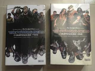 The Walking Dead (Compendium 1 & 2)