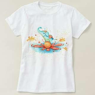 幸福小象 T Shirt