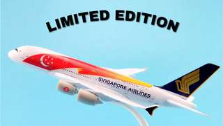 🚚 LIMITED EDITION A380 Model Plane